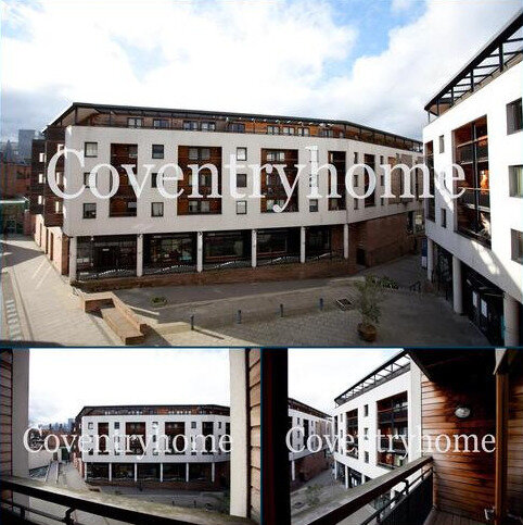 3 bedroom apartment to rent - Fairfax Street, Coventry CV1