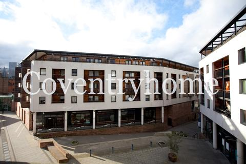 2 bedroom apartment - Fairfax Street, Coventry CV1