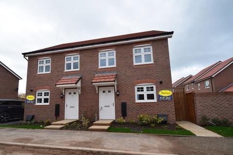 3 bedroom semi-detached house for sale - Barncroft, Malpas
