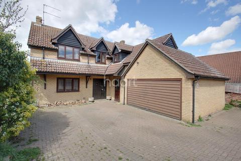 4 bedroom detached house for sale - Back Lane, Badwell Ash