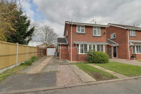 3 bedroom detached house for sale - Melrose Drive, Crewe
