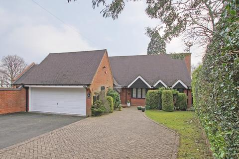 3 bedroom detached bungalow for sale - Cherry Hill Road, Barnt Green, B45 8LH