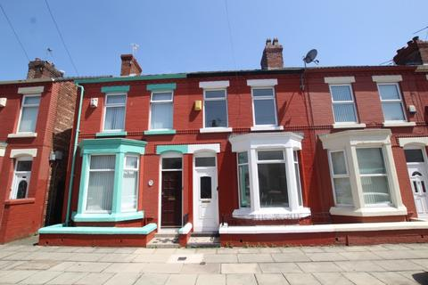 4 bedroom terraced house to rent - Whitland Road, Kensington, Liverpool, L6 8NR