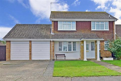 3 bedroom link detached house for sale - Whiteness Green, Kingsgate, Broadstairs, Kent