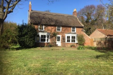 4 bedroom farm house to rent - All Saints Lane, Horsey
