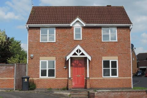 3 bedroom detached house to rent -  Mallow Close, Hamilton, Leicester, LE5
