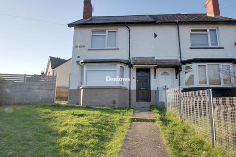 2 bedroom semi-detached house for sale - Caerwent Road, Cardiff