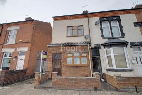 3 bedroom end of terrace house for sale - Newport Street, Leicester