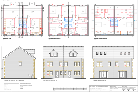 4 bedroom semi-detached house for sale - Plot 2, Hanover Drive, Blaydon-on-Tyne, Tyne and Wear, NE21 6BB