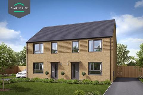 3 bedroom semi-detached house to rent - Plot 105 Maple, Queen Mary Road, Sheffield, S2 1JJ
