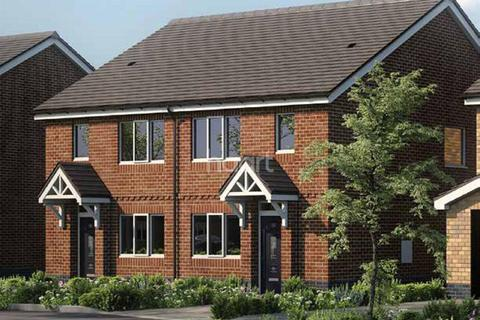 3 bedroom semi-detached house for sale - Plot 3 The Ashworth, Westfield Green, Armthorpe.
