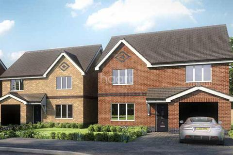 4 bedroom detached house for sale - Plot 1 The Durrant, Westfield Green, Armthorpe.