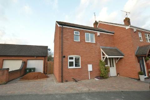 2 bedroom semi-detached house for sale - Edward Drive, Glen Parva, Leicester