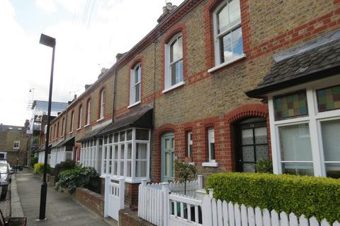 2 bedroom terraced house to rent - Brackley Terrace, Chiswick