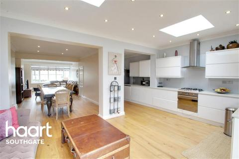 5 bedroom detached house to rent - Waterfall Road, N11