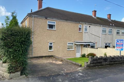 2 bedroom end of terrace house for sale - Caldey Place, Blaenymaes, Swansea, City And County of Swansea.