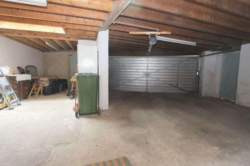 Garage Inside