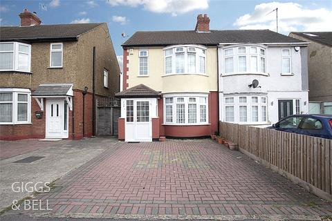 3 bedroom semi-detached house for sale - Beechwood Road, Luton, Bedfordshire, LU4