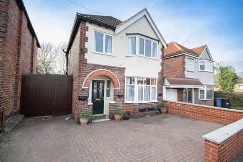 3 bedroom detached house for sale - PARKSIDE ROAD, CHADDESDEN