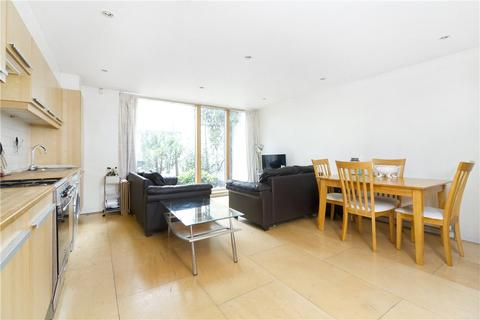 2 bedroom house to rent - Palfrey Place, London, SW8
