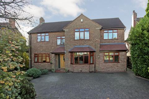 4 bedroom detached house to rent - High Elm Road, Hale Barns, Cheshire