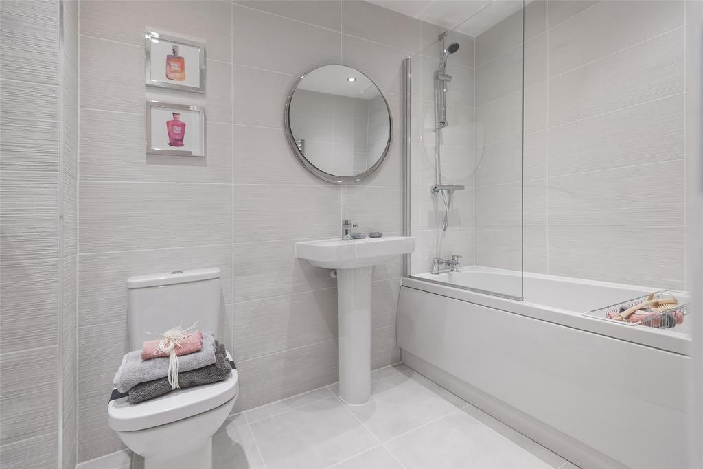 Previous Bellway Show Home