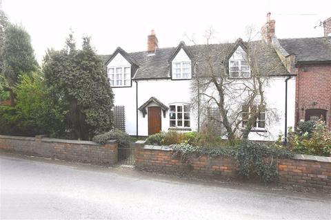 3 bedroom cottage for sale - Main Road, Wybunbury Nantwich, Nantwich