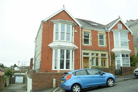 5 bedroom semi-detached house for sale - Llythrid Avenue, Uplands