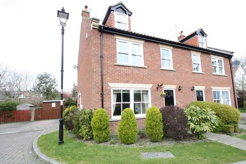 3 bedroom semi-detached house for sale - Burton Mews, Sedgefield