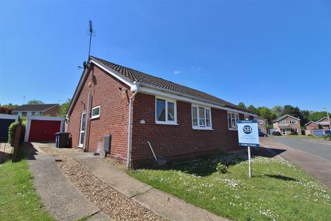 2 bedroom semi-detached bungalow for sale - Gedge Close, Bury St. Edmunds