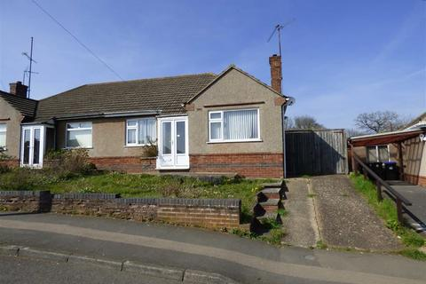 2 bedroom semi-detached bungalow for sale - Inlands Rise, DAVENTRY