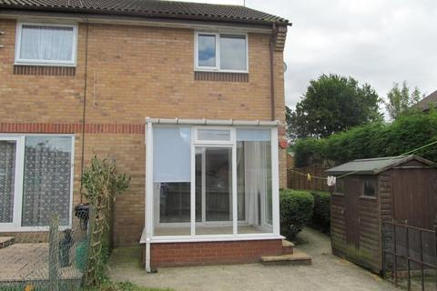 2 bedroom end of terrace house for sale - Lindsey Way, Stowmarket