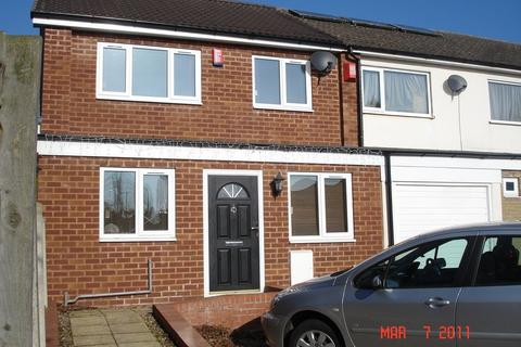 3 bedroom end of terrace house to rent - Bromwich Drive, Sutton Coldfield
