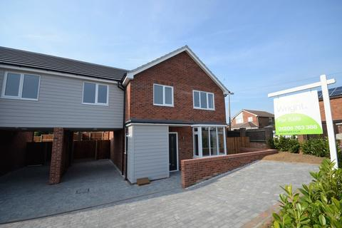 4 bedroom link detached house for sale - Mill Road, Mile End, Colchester, CO4 5JE