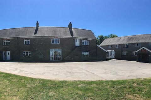 Detached house for sale - Hawdref Ganol Farm, Port Talbot, Neath Port Talbot. SA12 9SL