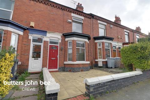 3 bedroom terraced house for sale - Westminster Street, Crewe