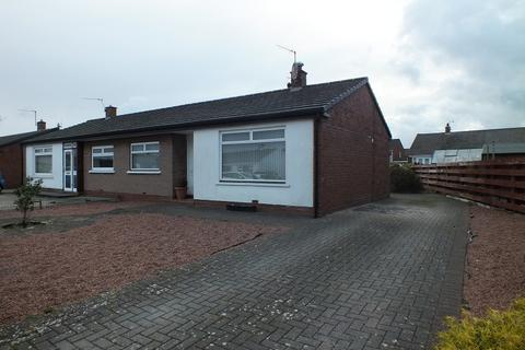 2 bedroom semi-detached bungalow to rent - Burnt Firs Place, Heathhall, Dumfries, Dumfries And Galloway. DG1 3RW