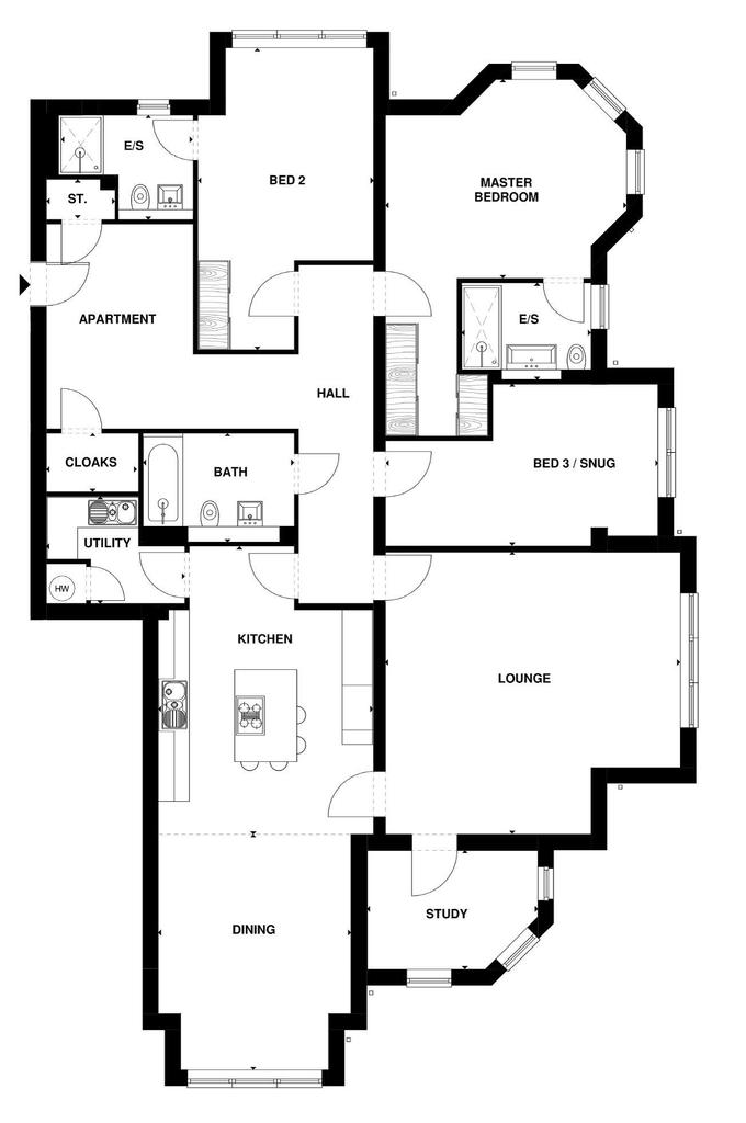 Floorplan: Flp