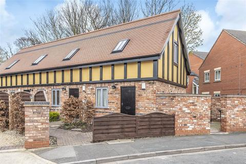 1 bedroom end of terrace house for sale - Lodge Court, Lincoln, LN5