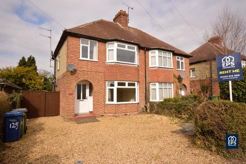 4 bedroom semi-detached house to rent - Queen Ediths Way, Cambridge