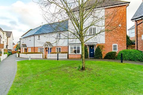 4 bedroom end of terrace house for sale - Ames Way, Kings Hill, West Malling, ME19
