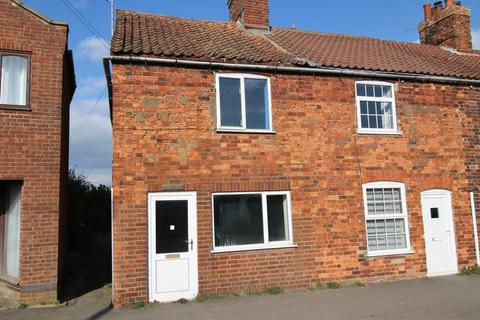 2 bedroom end of terrace house for sale - Main Road, Hundleby, Spilsby