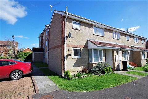 1 bedroom end of terrace house for sale - Great Meadow Road, Bristol