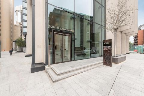 3 bedroom flat to rent - Southbank Tower, 55 Upper Ground,Southwark,Waterloo, London, SE1 9EY