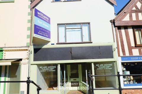 Shop to rent - High Street, Denbigh