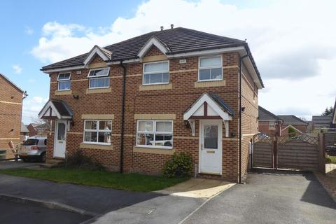 3 bedroom semi-detached house for sale - Mulberry Court, Golcar, HD7