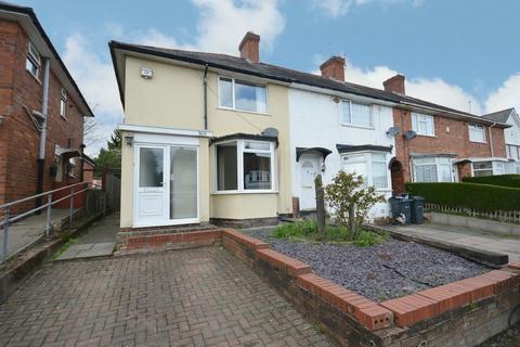 2 bedroom end of terrace house for sale - Gospel Lane, Acocks Green