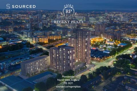 2 bedroom block of apartments for sale - Regent Plaza Manchester Luxury Residential Apartments