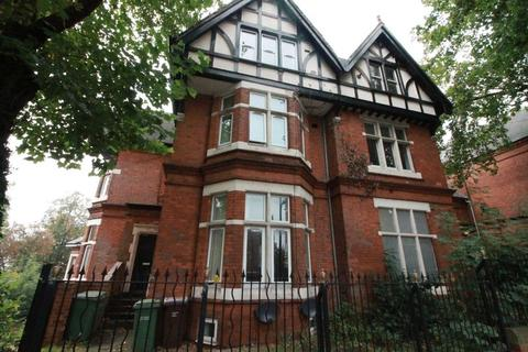 Studio to rent - Forest Road West, Nottingham