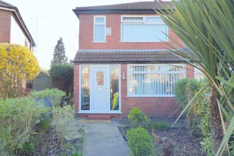 2 bedroom semi-detached house to rent - Knowl Close, Manchester